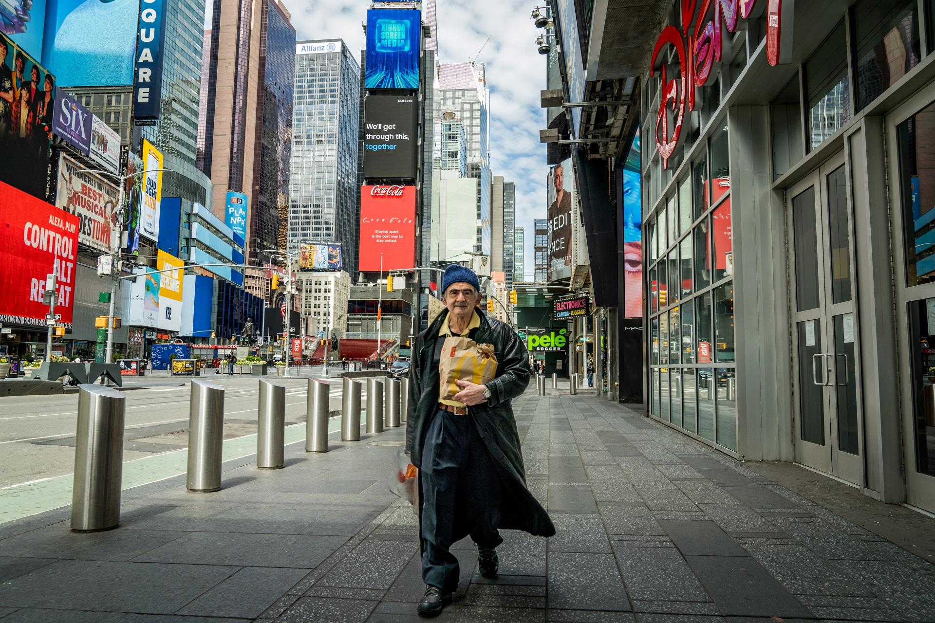 new york city street photographs