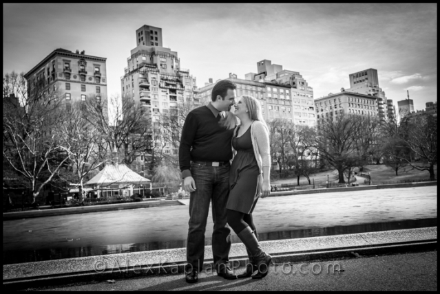 New York City Engagement Session By Alex Kaplan Photo Video Photo Booth