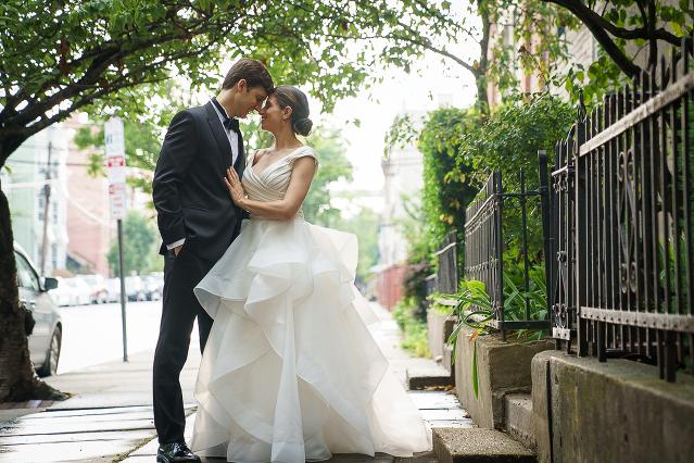 Weddings at the St Anthony of Padua Catholic Church Jersey City NJ