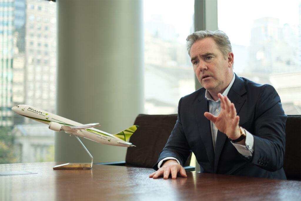 Portrait of CEO, NYC, NY