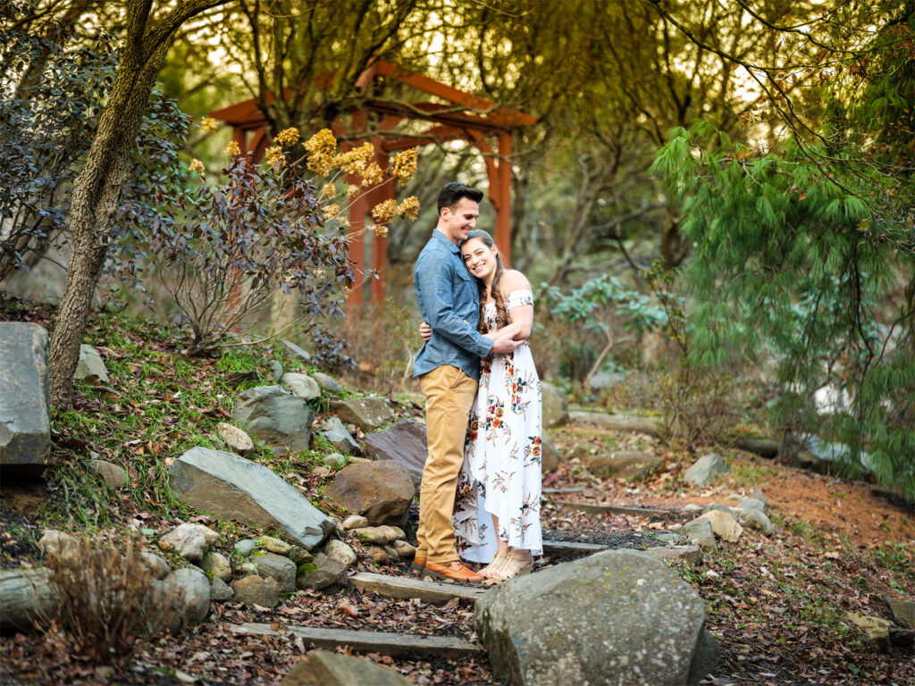 Engagement photographs new jersey